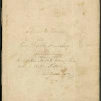 Annotationer vid Herr Professor Franzéns Föreläsningar, öfwer D. Boethii Försök till en Läröbok i Natur-Rätten : Vår Termin 1807