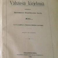 Vähäisiä kirj XIV.pdf