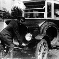 Arvi Lehtinen ja ensimmäinen T-Ford
