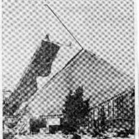 Pyhäjoen kirkon rakennus