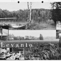 Levannon kyläkertomus 1999