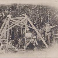 Niittyluodossa kesällä 1919