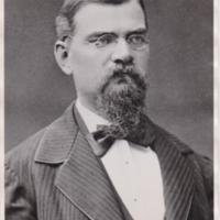 Kansankirjaston johtoryhmän jäsen Adolf Waldemar Jahnsson