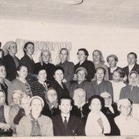 Helluntaiseurakunnan äitien raamattupiiri (virkistyspäivä)