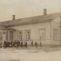 Torpinkylän vanha koulu