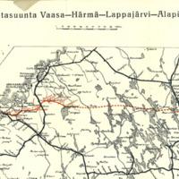 Kartta Ratasuunta Vaasa - Härmä - Lappajärvi - Alapitkä.pdf