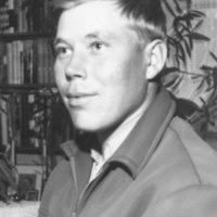Metsätyönjohtaja Reijo Saviranta 1966