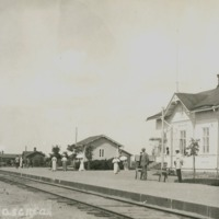Nakkilan rautatieasema