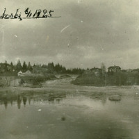 Naarkoski vuonna 1925