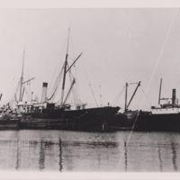 Kivenkuljetusalukset Sten ja Sten II ja Balmoral