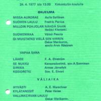 20-vuotiskonsertti