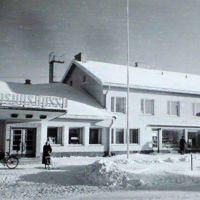 Someron Osuuskassan toimitalo 1957