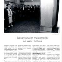 Sankarivainajien muistomerkki on saatu Huittisiin_2003.pdf