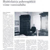 Huittislaisia puheenpätkiä viime vuosisadalta.pdf