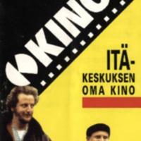 Kino 123 : Itäkeskuksen oma kino : nyt leffat lähellä