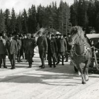 Hevospäivät Orimattilassa 1960-luvulla