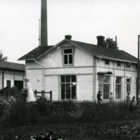 Orimattilan kauppoja 1920-luvulla