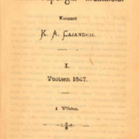 Uudenkaupungin Muinaisia 1 - vuoteen 1647 - I Vihko.pdf