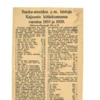Ruoka-aineiden y.m. hintoja Kajaanin kihlakunnassa vuosina 1810 ja 1820.pdf