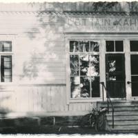Lotta-kahvila Lauttakylässä