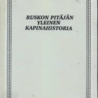 Ruskon pitäjän yleinen kapinahistoria