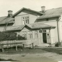 Orimattilan apteekki 1930-luvulla