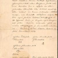 Tiesopimus vuodelta 1873