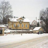 Nousiaisten Räätälin talo Nummella