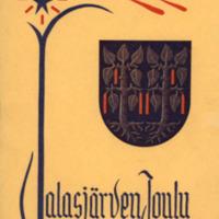 Jalasjärven joulu 1969