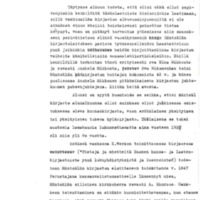 Mäntsälän kunnankirjasto 125 vuotta : Puhe 5.2.1972