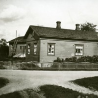 Orimattilan postitoimisto 1900-luvun alkupuolella