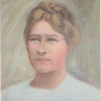 Tuntematon nainen 1906