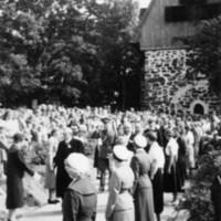 Raision kirkon 650-vuotisjuhla