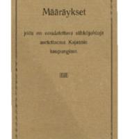 Määräykset joita on noudatettava sähköjohtoja asetettaessa Kajaanin kaupungissa.pdf