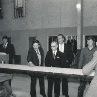 Liimarakenteen aloitus 1975