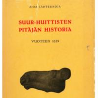 Suur-Huittisten pitäjän historia vuoteen 1639