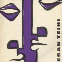 Hesan teini : Helsingin teiniyhdistyksen pää-äänenkannattaja. N:o1 1960