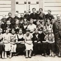 Pukkilan rippikoululaiset v. 1934.jpg