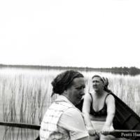 Irja Rouvinen ja Lyyli Marttinen