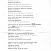 Laitilan Waarin tervehdys vuodelta 1920
