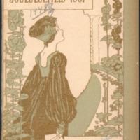 Suomen kirjakaupan joululuettelo 1907