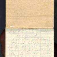 Seitsemän miehen saappaat. Osa käsikirjoituksesta lokakuu 1944<br /> Päiväkirjaa syyskuu 1944