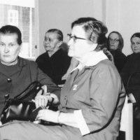 Vanhustenkerho 1966