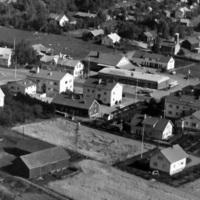 Ilmakuva Nummen kylästä