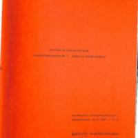 Mäntsälän kirjastotalon toteuttamisohjelma 1989