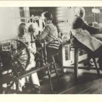 Seppälän tuvassa 1930-luvulla