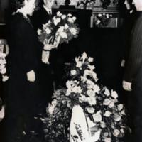 Pentti Haanpään hautajaiset