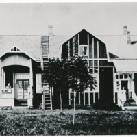 Huittisten sairaala v. 1916