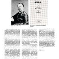 Huittisten ensimmäinen romaaninkirjoittaja