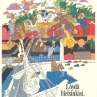 Löydä Helsinkisi = Upptäck ditt Helsingfors